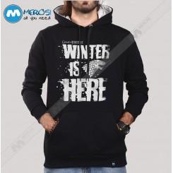 سویشرت Winter Is Here GOT