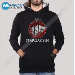 سویشرت کلاه دار House Stargaryen