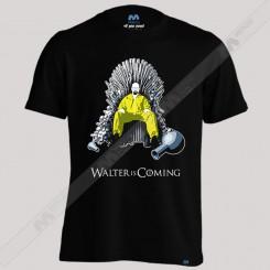 تیشرت پسرانه Walter Is coming
