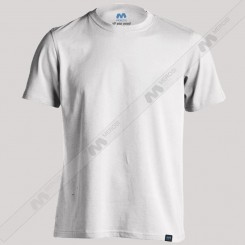 تیشرت های بدون طرح مروسی سفید رنگ