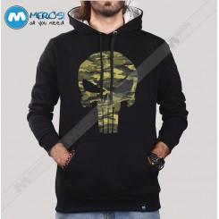 سویشرت Punisher Camouflage