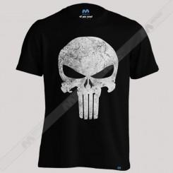 تیشرت پسرانه Punisher Grunge