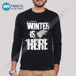 آستین بلند سویشرتی Winter IS Here