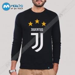 آستین بلند سویشرتی Juventus Logo