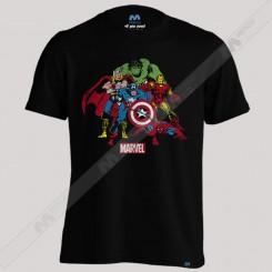تیشرت Cosmic Style Avengers