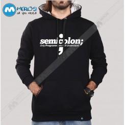 سویشرت Semicolon