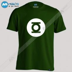 تیشرت طرح Green Lantern