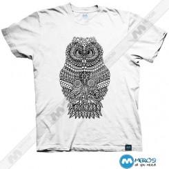 تیشرت طرح New Owl