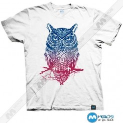تیشرت Night Warrior Owl