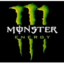 سویشرت طرح MONSTER energy