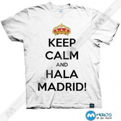 تیشرت Hala Madrid