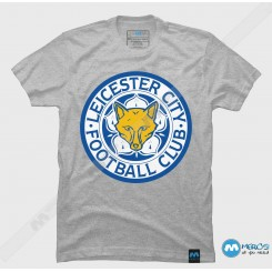 تیشرت طرح Leicester City Logo