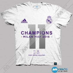 تیشرت Champions , Real Madrid