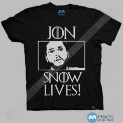 تیشرت پسرانه Jon Snow Is Alive!