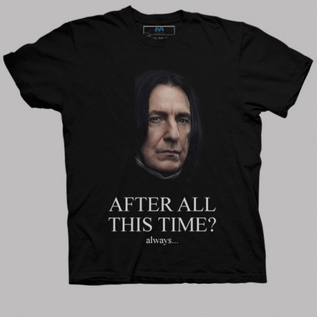 تیشرت After All This Time , Always , Alan Rickman