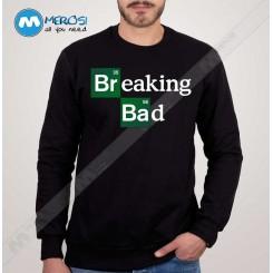 آستین بلند سویشرتی Breaking Bad Logo