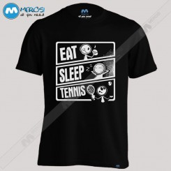 تیشرت Eat Sleep Tennis