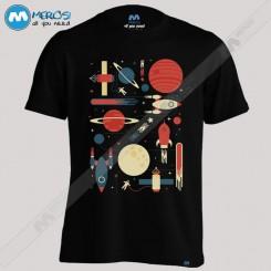 تیشرت Space Odyssey