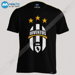 تیشرت طرح Juventus Logo