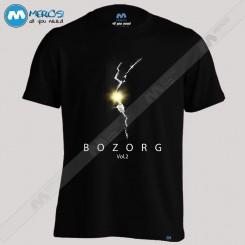 تیشرت طرح BOZORG Album