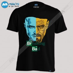 تیشرت Jesse Pinkman & Mr Walter White Breaking Bad