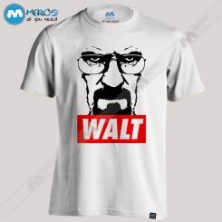 تیشرت طرح Walter White