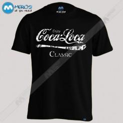تیشرت طرح Enjoy Coca-Loca Classic