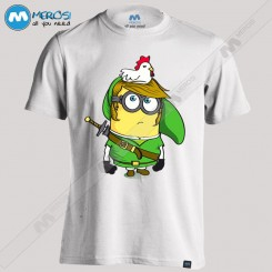 تیشرت طرح The Legend Of Minions