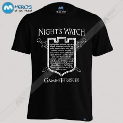 تیشرت پیمان Nights Watch