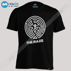 تیشرت سریال WestWorld The Maze