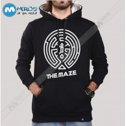 سویشرت WetWorld The Maze