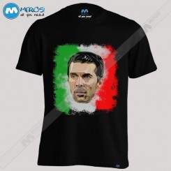 تیشرت طرح Buffon Italy