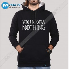 سویشرت You Know Nothing