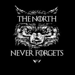 تیشرت North Never Forgets