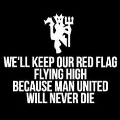 تیشرت Keep Our Red Flag High