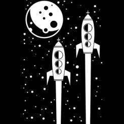تیشرت Space Race