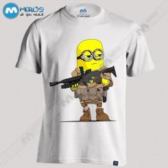تیشرت Minion Soldiers