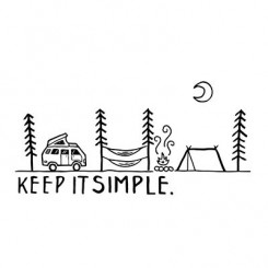 تیشرت keep it simple