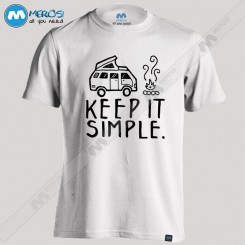 تیشرت keep it simple 2