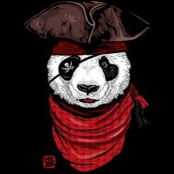 تیشرت دخترانه The Happy Pirate
