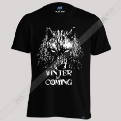 تیشرت Winter Is Coming Second Version